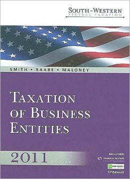 South-Western Federal Taxation 2011: Taxation of Business Entities