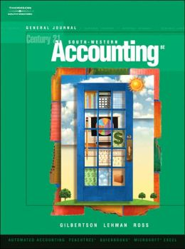 Century 21 Accounting: General Journal (with CD-ROM)