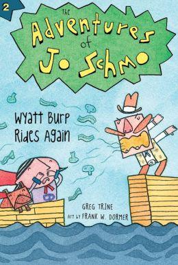 Wyatt Burp Rides Again
