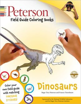 Peterson Field Guide Coloring Books: Dinosaurs