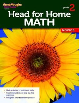 Head for Home Math: Novice Workbook Grade 2