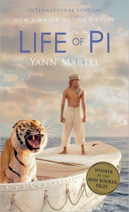 Life of Pi - INTERNATIONAL EDITION - DO NOT ORDER