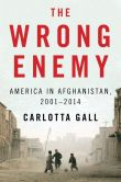 Book Cover Image. Title: The Wrong Enemy:  America in Afghanistan, 2001-2014, Author: Carlotta Gall