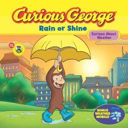 Curious George Rain or Shine (CGTV Read-aloud)