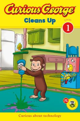 Curious George Cleans Up (CGTV Read-aloud)