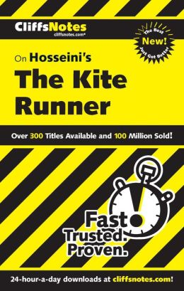 CliffsNotes on Hosseini's The Kite Runner