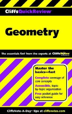 CliffsQuickReview Geometry