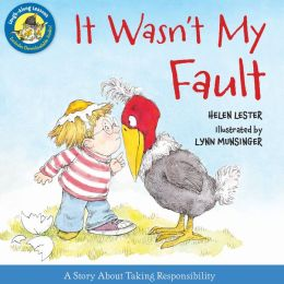 It Wasn't My Fault (Read-aloud)