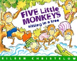 Five Little Monkeys Sitting in a Tree (Read-aloud)