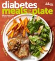 Book Cover Image. Title: Diabetic Living Diabetes Meals by the Plate:  90 Low-Carb Meals to Mix & Match, Author: Diabetic Living Editors