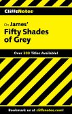 Book Cover Image. Title: CliffsNotes on James' Fifty Shades of Grey, Author: CliffsNotes