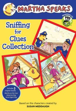 Martha Speaks: Sniffing for Clues Collection