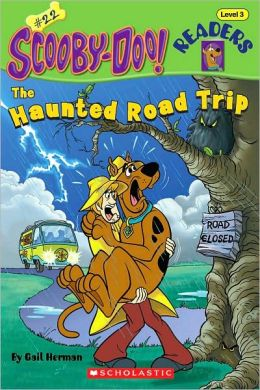 Haunted Road Trip (Scooby-Doo! Reader Series #22)