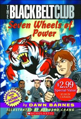 Seven Wheels of Power (Black Belt Club #1)