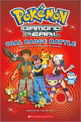 Coal Badge Battle (Pokemon Series)