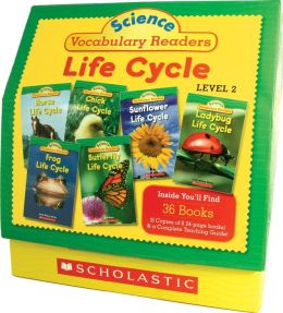 Science Vocabulary Readers Set: Life Cycles: Exciting Nonfiction Books That Build Kids' Vocabularies
