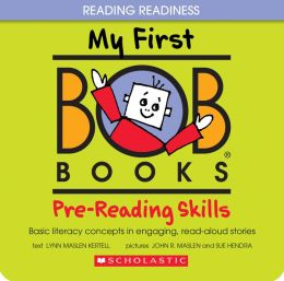 Pre-Reading Skills (My First Bob Books Series)