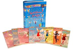 Rainbow Magic Books #1-7: Boxset (Rainbow Magic Series)