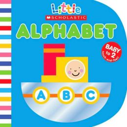 Little Scholastic: Alphabet