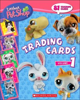 Littlest Pet Shop Trading Cards: Volume 1