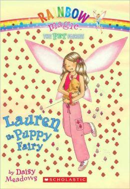 Lauren the Puppy Fairy (Pet Fairies Series #4)