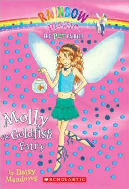Molly the Goldfish Fairy (Pet Fairies Series #6)