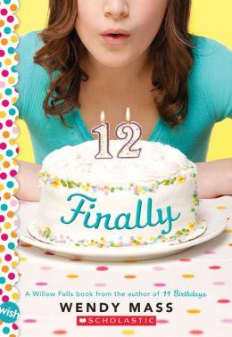 Finally (12)