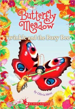 Twinkle And The Busy Bee (Butterfly Meadow Series #6)