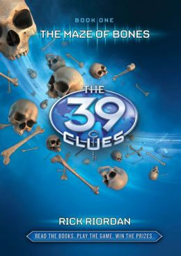 The Maze of Bones (The 39 Clues Series #1)
