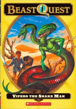 Vipero: The Snake Man (Beast Quest Series #10)