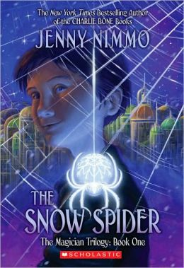 The Snow Spider (Magician Trilogy Series #1)