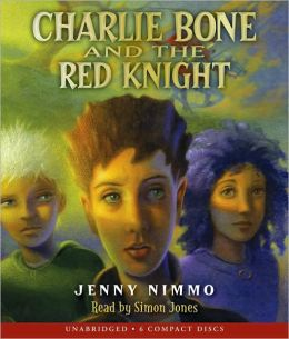 Charlie Bone and the Red Knight (Children of the Red King Series #8)