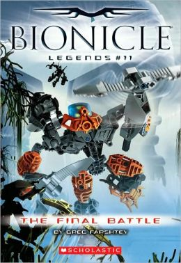 Final Battle (Bionicle Legends)