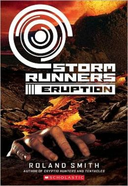 Eruption (Storm Runners Series #3)
