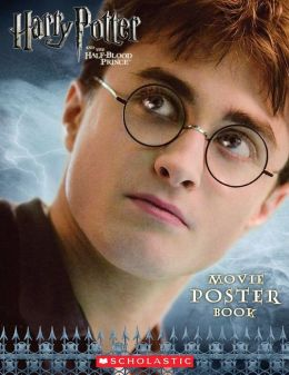 Harry Potter and the Half-Blood Prince: Movie Poster Book