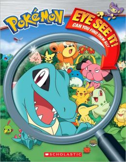 Eye See It! (Pokemon Series)