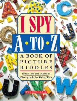 A to Z: A Book of Picture Riddles
