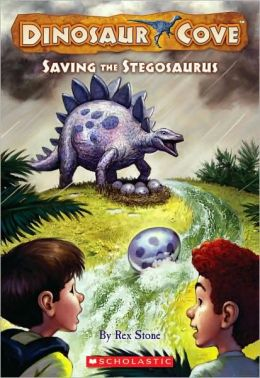 Saving the Stegosaurus (Dinosaur Cove Series #7)
