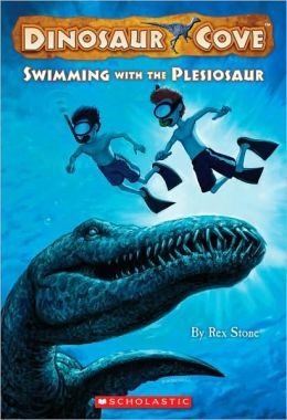 Swimming With The Plesiosaur (Dinosaur Cove Series #8)