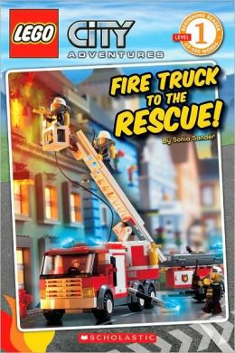 Fire Truck to the Rescue! (City Adventures Series #1)