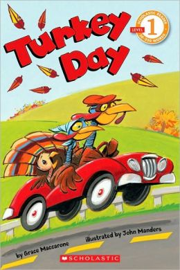 Turkey Day (Scholastic Reader Series: Level 1)