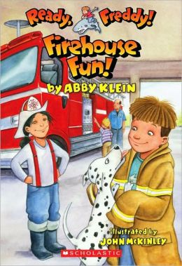 Firehouse Fun! (Ready, Freddy! Series #17)