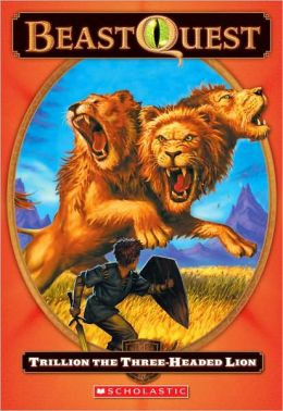 Trillion: The Three-Headed Lion (Beast Quest Series #12)