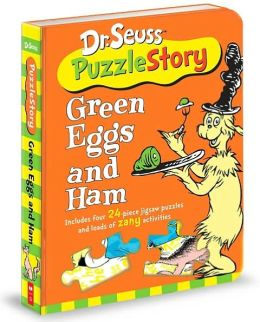 Green Eggs and Ham (Dr. Seuss Puzzlestory Series)