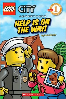Help Is On The Way! (City Adventures Series #2)
