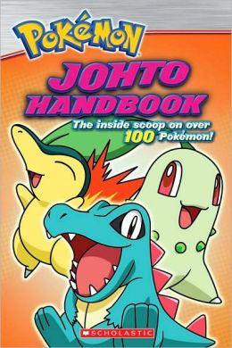 Johto Handbook (Pokemon Series )
