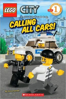 Calling All Cars! (City Adventures Series #3)