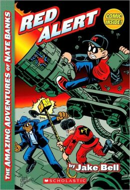Red Alert (The Amazing Adventures of Nate Banks Series #3)