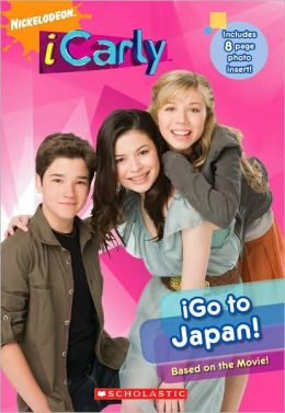 iGo to Japan (iCarly Series #6)