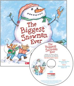 The Biggest Snowman Ever - Audio Library Edition